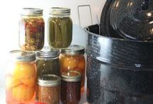Canning, Freezing and Preserving Recipes / by REEF DADDY
