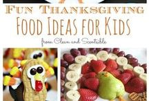 THANKSGIVING / traditional American theme based classes and crafts for your students