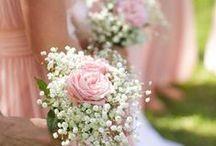 Pastelowy Róż / bajeczny, uroczy kolor w sam raz na ślub