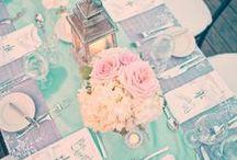 Mięta & Róż / Pastelowy róż i mięta to bardzo modne połącznie