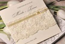 Koronka na Ślubie / motyw koronki na Twoim weselu  #decorisus #koronka #zaproszenia