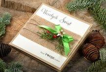 Boże Narodzenie czyli Christmas Time :) / Świąteczne inspiracje oraz kartki na Święta