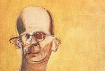 Brett Whiteley Art / Paintings and drawings by the Australian art Brett Whiteley.