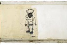 Jean-Michel Basquiat Art / Paintings and drawings by the American artist Jean Michel Basquiat.