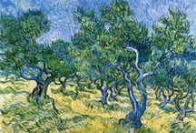 Vincent van Gogh Art / Paintings and drawings by the Dutch painter Vincent van Gogh.