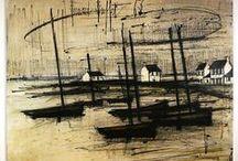 Bernard Buffet Art