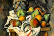 Paul Cezanne Art / Paintings, drawings and watercolours by the French artist Paul Cezanne.