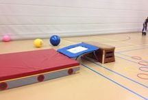 Gymles kleuters / Gym idee kleuters