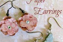 paper bead, bijuteria