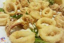 SECONDI PESCE / ricette