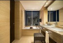 STAY CLEAN / Private Bathroom with complete amenities to freshen your day
