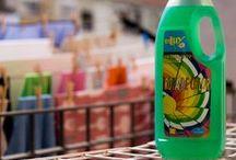PRODUCTOS QUÍMICOS PARA EL HOGAR / #detergentes #suavizantes #lavavajillas #wc #spray #coches