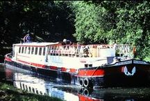 Hotel Barge Palinurus (now the Luciole) and Secunda / Palinurus, owned by Richard Parsons, was the first hotel barge to cruise the canals of France, in 1966.  In 1985, our company bought the barge and renamed her 'Luciole'.  Before the Luciole - we owned Secunda - a Dutch clipper, sold in 1989.