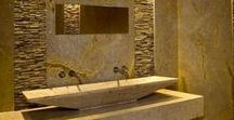 Modern Bathroom / Modern Bathroom Design Ideas, Remodels. collection of bathroom showers, enclosures, vanities, faucets, sinks, tubs.