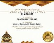 Design Journal ADEX Awards / Design Journal's annual ADEX Awards. Most prestigious awards competition in the architecture and design industry,  voted by Architects and Designers.