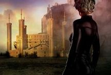 Rebel Series / Young adult, dystopian science fiction
