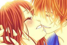 Cute Couples / Doki doki, cute etc moments <3 Manga and Anime