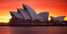 Australia / Sydney is the state capital of New South Wales and the most populous city in Australia and Oceania.