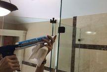 Shower Doors Installation