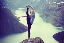 Body & Mind / Fitness, exercise, health, yoga, trx, meditation
