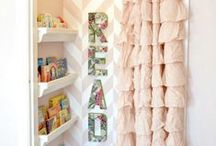 The play room / Ideas for kid's spaces - play, sleep, reading, imagination and more!