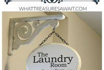Laundry / Design ideas