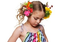 Beautiful things for kids / Birthdays, Bedrooms, Lovely things to wear...kids necklaces, sunglasses, hairties, hairclips
