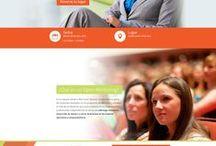 Diseño Web / Muestras de trabajos realizados para clientes en Costa Rica #MydesignDen