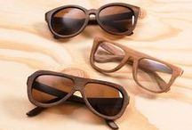 Wood Sunglasses / Bringing you the warmth of wood...for your eyes