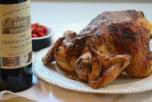 Chicken / Scrumptious chicken / by Julie Klapper