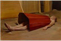 Michaël Borremans - Paintings / by Fernando Mainguyague