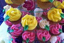Cupcakes / Cupcake flowers