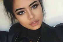b e a u t y / mostly makeup. okay, eyebrows