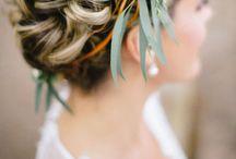 Wedding - Hairstyles & Make up