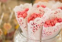 Party / party food, drinks and decorating ideas
