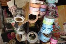 NO Ticky NO Washi ! / All things Washi Tape -- using it, storing it, loving it!