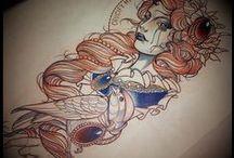 Tattoos / pomysły i zdjęcia fajnych tatuaży