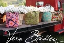 """Talk to Me, Vera Bradley!"" / Color inspires, uplifts and turns ho-hum into happy!"