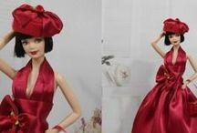 Barbie so chic !