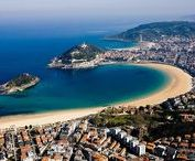 Bilbao and San Sebastian / Enjoyable trip on the northern coast of Spain. Go hungry. Leave full. :)