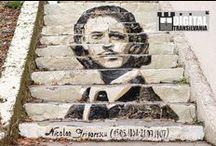Stairs-Street art