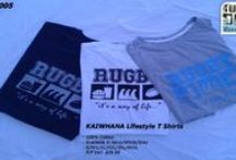 "KAIWHANA Rugby™ (Pty.Ltd) Lifestyle Clothing Range 2016 / ""On the 8th of November 2011 the KAIWHANA Rugby brand was born in the cold Canadian winter in the form of a High Performance Indoor Academy. Since then hundreds of North American school and club players have been involved directly or indirectly with me and know our philosophy is based in ""Rugby's not just a game, it's a way of life..."" A Lifestyle rugby range not only for the player, but coach and spectator too!""   http://www.kaiwhanarugby.yolasite.com/clothing.php"