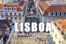 Lisboa, Porto, Madrid, Barcelona / Férias 2017!