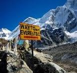 Everest Base Camp - March/April 2017 / After years of dreaming about tackling the mountain, we are finally going to do it. Our route can be found here.