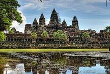 Cambodia Round 2 - February 2017 / Taking the opportunity to visit Cambodia again means a second stab at the beautiful Angkor Wat complex tossed with a visit to Phnom Peng.