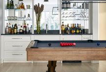 Bar -Game room / Wet Bar ideas