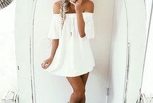 Simply White / Summer fav