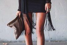 Simply Black /  fashion trends