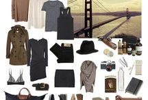 Pack light & Travel / Destination travel