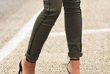 Simply Khaki / Fashion appeal